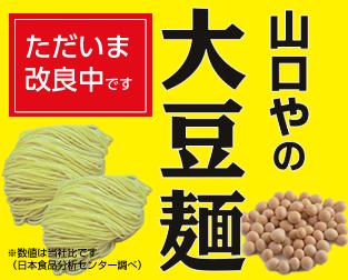 糖質80%オフの大豆麺が新登場